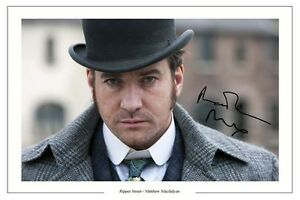 MATTHEW-MACFAYDEN-RIPPER-STREET-ST-CAST-AUTOGRAPH-SIGNED-PHOTO-PRINT