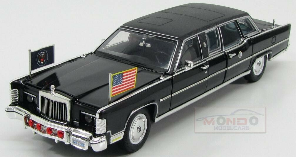 Lincoln Continental Presidential Limousine Regan 1972 Lucky 1 24 LDC24068