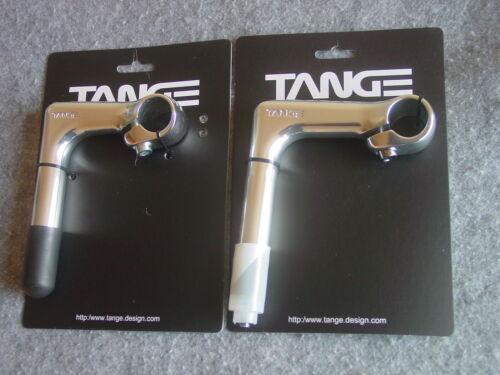 Potence Tange 22,2 hauteur 160 mm 85//100 mm de profondeur 26,0 Mm Guidon ENREGISTREMENT 0 °