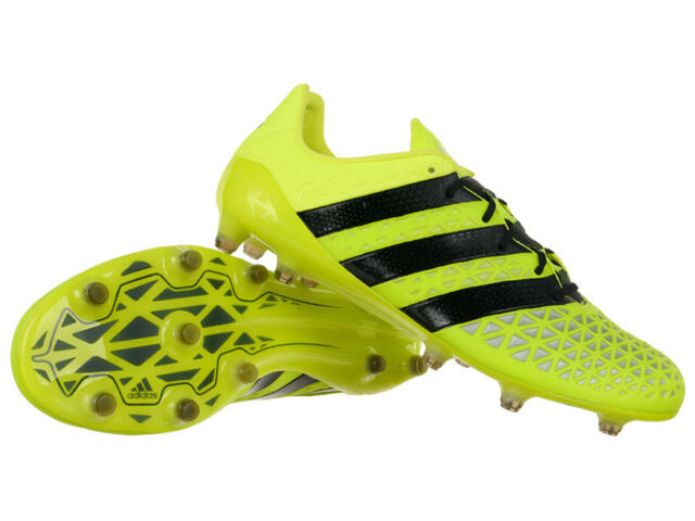 15a466829396 Adidas Ace 16.1 FG Mens Football Boots s79663 Soccer Shoes Firm Ground