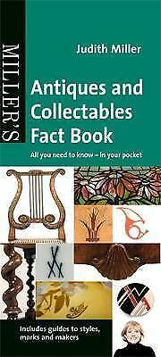 """""""AS NEW"""" Miller's Antiques and Collectables Fact Book, Miller, Judith, Book"""