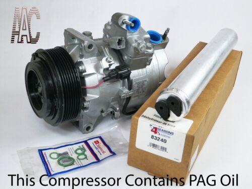 A//C Compressor Kit  Fits 11-13 Infiniti M37 EX35 EX37 FX35 FX37 Q60 W//Wrty.