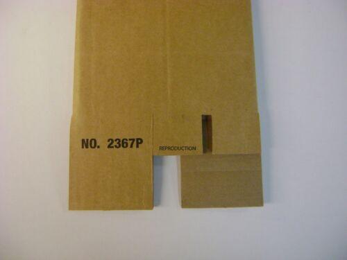 Lionel No. 2367P  Wabash Corrugated Licensed Reproduction Box