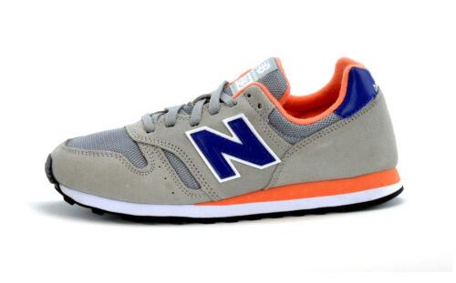 Retro Womens Sneakers 373 Balance Trainers Wl373gpp Brand New Grey RA7Snwa