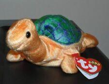 MWMT Ty Beanie Baby ~ PEEKABOO the Turtle 6.5 Inch