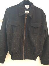 Rockabilly Man's vintage style 1940/50s atomic gab sports jacket blouson