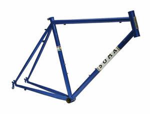 Soma-ES-Road-Bike-Frame-X-Small-48cm-Tange-Prestige-Steel-Gravel-USA-For-Charity