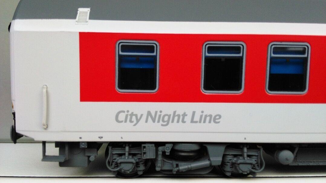 LS Models 49025: cnlschlafwagen WLABmz 173.1  ep. 6  + + Nuovo + +