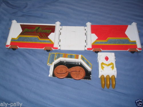 POWER RANGERS VEHICLE LORRY TRUCK DIFFERENT SERIES FREE UK POSTAGE