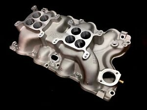 Details about SK42855 385, 429 Ford Standard Port, Dual Quad Intake  Manifold *Limited Run*