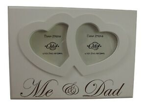 Me-and-Dad-Twin-Heart-Photo-Frame-Gift-for-Dad-Fathers-Day-Wood-Cream-F1217D