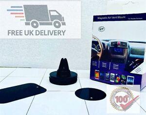 Universal-Magnetic-Car-Mount-Holder-Cradle-Grip-Magic-Mobile-Phone-Air-Vent