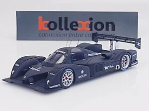 Spark-S1271-Peugeot-908-Carbon-2006-Test-Car-1-43