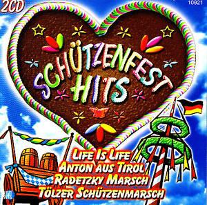 SCHUTZENFEST-HITS-2-CD-Set-Maersche-amp-Partymusik-35-Tracks-Neu-amp-OVP-Planet-2003