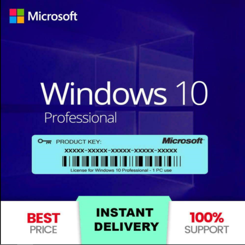 Microsoft Windows 10 Pro Professional 32/64bit LICENSE KEY?. ✅.INSTANT DELIVERY  | eBay
