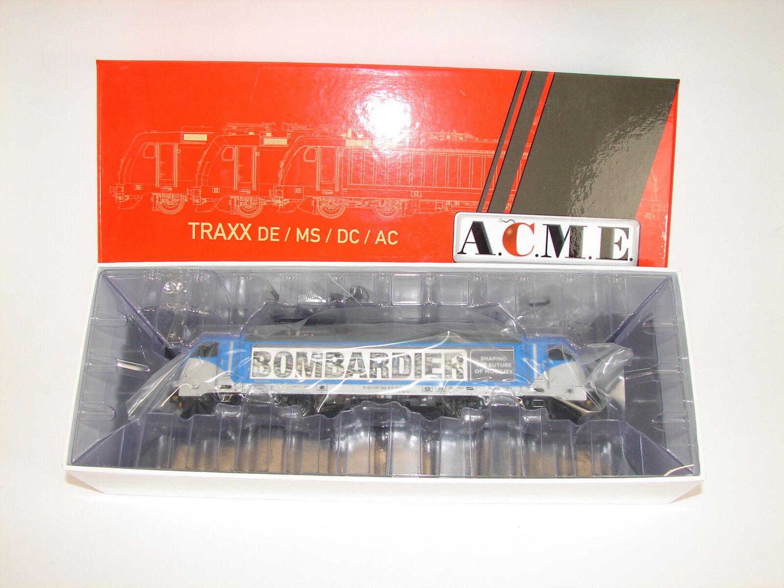 Acme h0 60460-elektrolokomotive br 187 003, bombardier, EP. vi mercancía nueva