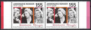 3499-postfrisch-Paar-waagerecht-mit-Raendern-BRD-Bund-Deutschland-Briefmarke-2019