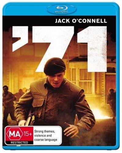 1 of 1 - '71 (Blu-ray, 2015)