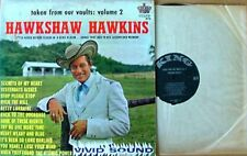 HAWKSHAW HAWKINS - TAKEN FROM VAULTS - VOL. 2 - KING LP