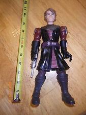 "Star Wars Anakin Skywalker Action Figure TALKING Figurine Toy Doll 10"" tall"