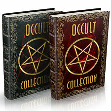 799 Occult Books on DVD Witchcraft Demonology Spells Ouija Spirits Ritual Magick
