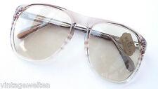 Menrad kultige Oldschool Sonnenbrille Colormatic Gläser extragroß Kunststoffrand
