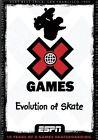 X Games Evolution of Skate 0723952077295 With Tony Hawk DVD Region 1
