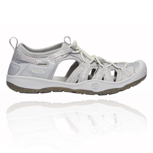 Keen Junior Moxie Shoes Sandals White Sports Outdoors Breathable Lightweight