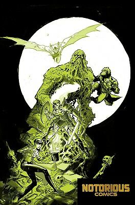 Justice League Dark #4  Dc Comic Book  Foil Cover  Unread Copy
