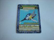 Carte Digimon Submarimon !!!