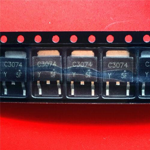 10PCS 2SC3074 C3074 Transistor NPN 50V 5A