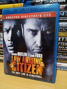 Law-Abiding-Citizen-Blu-Ray-UNRATED-DIRECTOR-039-S-CUT-Import-Region-A