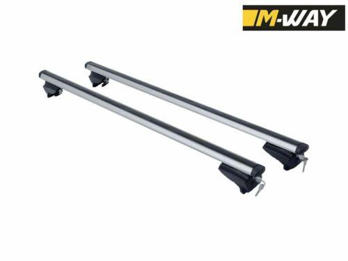 M-Way MProfile Aluminium Lockable Car Roof Bars for Land Rover Range Rover Velar