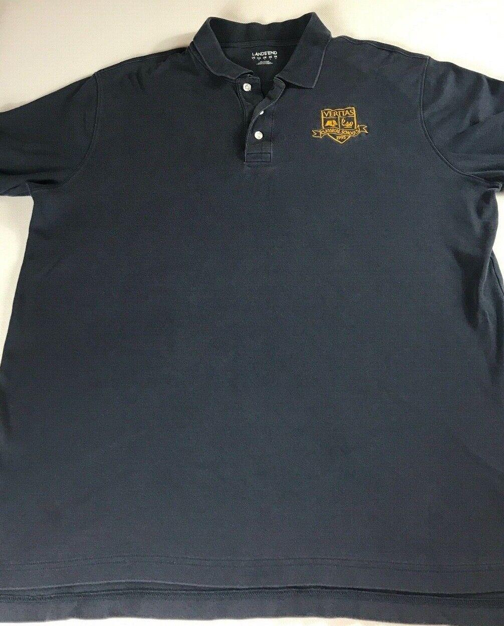L=44 Under Armour Iowa Hawkeyes Mens Black Performance Polo Shirt