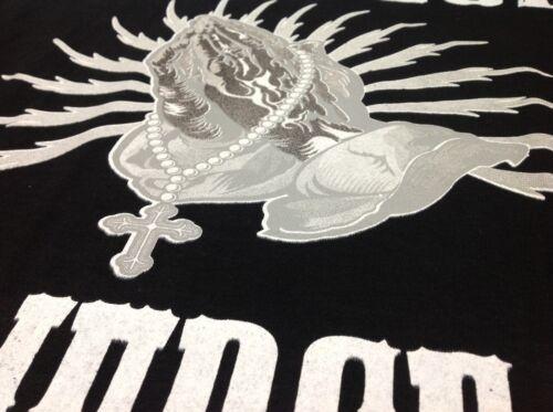 Only God Can Judge Me Black Screen Printed T-Shirt L-3XL Piranha Records