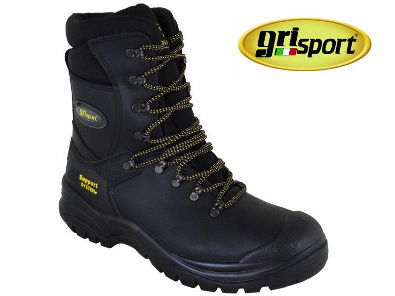 GRISPORT COMBAT botas STEEL TOE CAP WORK botas COMBAT - SAFETY botas a2282c