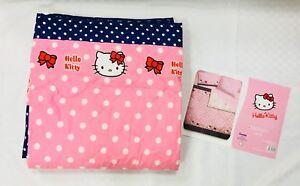 Piumone Hello Kitty 1 Piazza E Mezza.Trapuntino Estivo Copriletto Una Piazza E Mezzo Hello Kitty Cotone