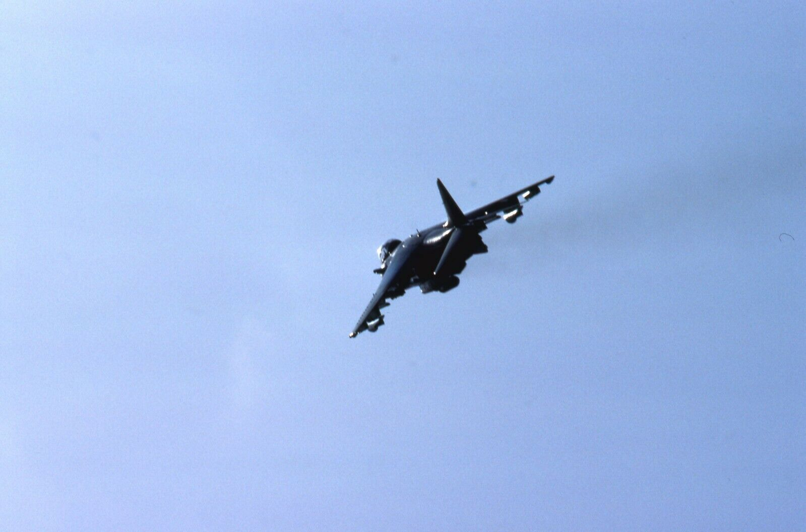 British Aerospace Harrier   Royal Air Force Military Print EXCLUSIVE
