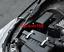 black Engine cover Hydraulic Brace Struts Fit For Subaru Crosstrek XV 2018-2019