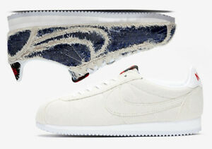 Details about Nike Cortez QS UD size 11. Stranger Things. Sail Navy.  CJ6107-100. Upside Down.