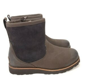 e28862603ae Details about UGG Hendren TL Waterproof Leather&Suede Winter Mens Boots STT  Size9, 11 M1008140