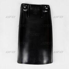 UFO KTM Supermoto Rear Shock Mud Plate 660 SMC & 640 LC4 2004 - 2007 Black