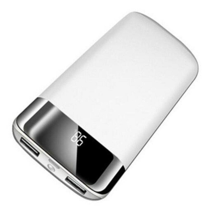 20000mah Power Bank External Battery PoverBank 2 USB LE