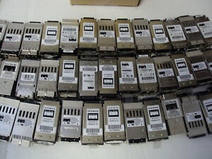 Cisco-Lot-Of-78-30-0759-1000Base-SX-850nm-Laser-GBIC-Transceivers-SFP