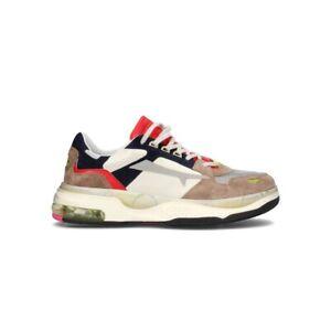 Sneaker Uomo Premiata DRAKE-VAR00171 Multicolore DRAKE-VAR0034