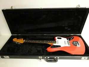 Fender Jaguar Classic 60's Series Electric Guitar Made In Mexico 2016/17 ~