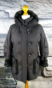 inverno Berlin invernale cappuccio marrone 202 Giacca 40 Hucke donna da da donna con SpHCP