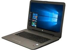 "HP Laptop 17.3"" i7 7th Gen 7500U (2.70 GHz) 2TB HDD 16GB"