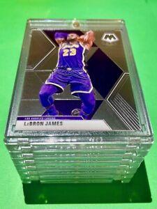 Lebron James PANINI MOSAIC EXPLODING INVESTMENT 2020 HOT BASKETBALL CARD - Mint!