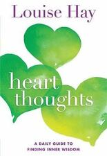 Heart Thoughts  a paperback book by Louise L. Hay  FREE USA SHIPPING